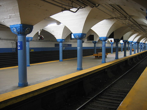 PATH train station