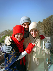Cold Weather Is Coming, Beware! (Hamed Saber) Tags: family winter friends cold hat weather geotagged ir kiana interestingness iran balcony gap gloves tehran hamed myhome    flickrexplore somayeh geo:lon=5146202 geo:lat=35824215