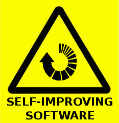 Self-improving software