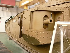 Mark VIII Tank (helmut the horrible) Tags: tank ww1 tankmuseum bovington markvii britishtank