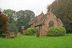 Cofton Hackett, Worcestershire (Tudor Barlow) Tags: autumn england churches worcestershire tamron1750 grade2listedbuilding riverarrow coftonhackett parishchurches