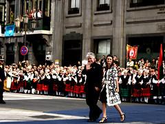 Penélope Cruz y Pedro Almodóvar (jlmaral) Tags: españa spain asturias penelopecruz asturies premiosprincipedeasturias pedroalmodovar penelopeypedro