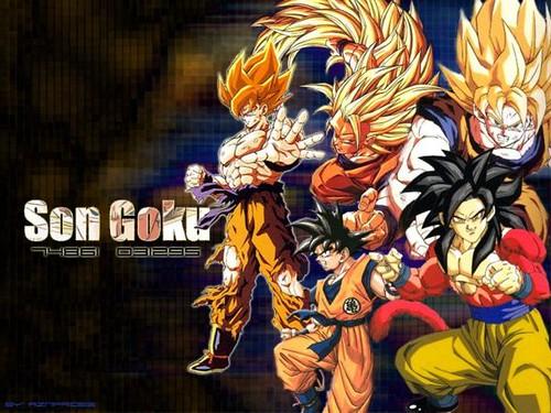 dragon ball gt wallpapers. Dragon Ball GT Songoku