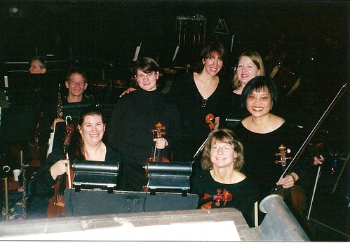 Kjersten, CFM Viola Section