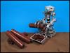 The Wood Cutter (Karf Oohlu) Tags: lego moc robot droid woodcutter vignette scifi
