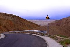 Road into Zanda Clay Forest (YY) Tags: zandacounty zandaclayforest tibet ngari 西藏 阿里地區 扎达 扎达土林 road
