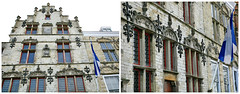 Museum Veere, Kaai, Veere, Walcheren, Zeelande, Nederland (claude lina) Tags: claudelina nederland hollande paysbas zeelande zeeland veere maison house museum