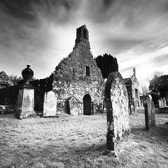 Anwoth Old Kirk (andy_AHG) Tags: scotland galloway anwoth northernbritain outdoors rural countryside history legend folklore church graveyard churchyard ruins tombs ancient nikond300s