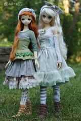 Friends Now II (BblinkK) Tags: mirodoll hybrids sq lab dollleaves 14