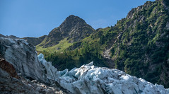 (Alain Bachellier) Tags: montagne chamonix bossons glacier