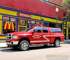 City Of Martinsburg Fire Department Utility 4 (Seth Granville) Tags: martinsburg fire department utility 4 2005 dodge ram 2500 4x4
