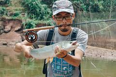 DSC_0243 (photogonia) Tags: ningyu catch caught yellowcheek carp 鳡鱼 fishing flyfishing tip bait cina hunan huaihua simms freshwater xiangxi lake