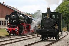 2018-07-21, CFTPV, Les Hôpitaux Neufs - Jougne (Fototak) Tags: eisenbahn treno railway train steam vapeur dampflok cftpv conifer france br52 casparhonegger 1 528163 dr 150y