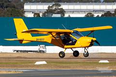 24-8517 A-22 Aeroprakt Valor-Foxbat (ASEL) 29R YSBK-3550 (A u s s i e P o m m) Tags: aeroprakt foxbat bwu ysbk bankstownairport bankstownaerodrome condellpark newsouthwales australia au bankstown