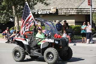 Patriotic ATV