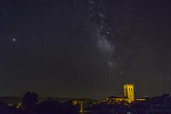 Vía Aras (*Nenuco) Tags: nenuco arasdelosolmos spain valència via lactea torre tower nikon d5300 nikkor 18105 estrellas stars noche night rollingstoniano