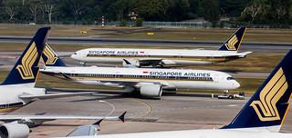 Singapore Airlines Rushhour