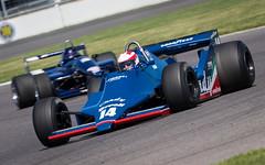 #14 CalMeeker 1979 TyrrellF1-2 (rickstratman26) Tags: svra indy indianapolis motor speedway car cars racecar racecars racing motorsport motorsports vintage tyrrell f1 formula one