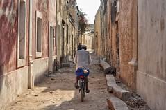 Backstreets of Mozambique Island.