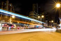 Long exposure at night (rabbitcckin) Tags: 太子 香港 深水埗 曝光 長曝 cityscape hk hong kong hongkong shamshuipo princeedward nikon nikond5600 exposure longexposure night street