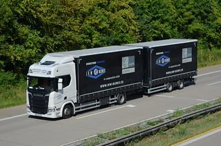Scania R500 - Wawrzyniak Transport (PL)