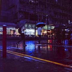 Typhoon Tales (matt.surridge) Tags: pushingfilm colour ektar hasselblad501cm square 6x6 mediumformat film 120mmfilm 80mmlens filmphotography street streetphotography 120mm filmisnotdead ishootfilm lifeisstreet streetscene ektar100 color kowloon hongkong