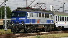 EP07-513, Strzelce Opolskie, 11.08.2018 (Marcin Kapica ...) Tags: lokomotive locomotive bahn railway rail railroad pkp kolej ic ep07