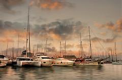 Boats mishmash (Photogioco) Tags: boats barche marina mediterraneansea mare mediterraneo