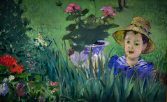 Edouard Manet - Boy in Flowers, 1876 at National Museum of Western Art - Tokyo Japan (mbell1975) Tags: taitōku tōkyōto japan jp edouard manet boy flowers 1876 national museum western art tokyo nmwa museo musée musee muzeum museu musum müze museet finearts fine arts gallery gallerie beauxarts beaux galleria painting french impression impressionist impressionism