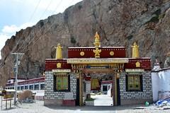 Scene along the Tashi Dor kora, Lake Namtso, Tibet (6) (Prof. Mortel) Tags: tibet lake namtso