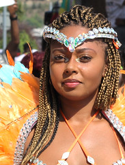 carnie eye contact (headshotter) Tags: carnival carnevale festivals queen eyecontact carnivalqueen beutifullwoman beutifulllady blackqueen redskin lightskin flickrcarnival blackgirlmagic