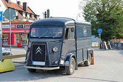 1974 Citroen Hy  - van Food Truck Conversion (crusaderstgeorge) Tags: crusaderstgeorge frenchcars 1974citroenhy 1974 citroen hy classics vans själsöbageri gotland sweden sverige foodtruckconversion