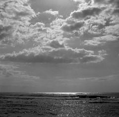 Okeanos (Rosenthal Photography) Tags: fomapan400 dänemark ff120 rodinal15021°c11min meer 6x6 schwarzweiss 20180707 asa400 epsonv800 mittelformat urlaub nordsee wolken houvig zeissikonnettar51816 analog okeanos sea northsea landscape seascape summer july denmark danmark zeiss ikon nettar novar anastigmat 75mm f45 fomapan rodinal 150 epson v800