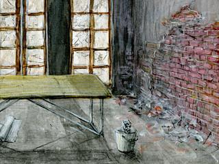 Wolfram Zimmer: Renovation work - Renovierungsarbeiten