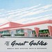 The Great Gables Drive In Coral Gables Vintage Postcard
