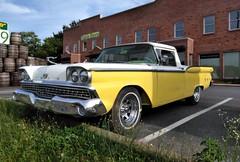Ford Ranchero (Dave* Seven One) Tags: fomco fordtruck vintageford vintage classic 1950s pickup pickuptruck fordranchero ranchero