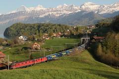 18_04_21 BernerOberland (308) (chrchr_75) Tags: christoph hurni chriguhurni chriguhurnibluemailch chrchr april 2018 chrchr75 schweiz suisse switzerland svizzera suissa swiss albumbahnenderschweiz albumbahnenderschweiz20180106schweizer bahnen bahn eisenbahn train treno zug chrigu albumsbbre66lokomotive re66 re620 re 66 620 schweizerische bundesbahn bundesbahnen lokomotive lok sbb cff ffs slm juna zoug trainen tog tren поезд паровоз locomotora lokomotiv locomotief locomotiva locomotive railway rautatie chemin de fer ferrovia 鉄道 spoorweg железнодорожный centralstation ferroviaria