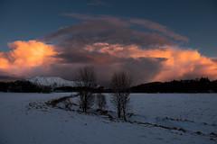Arch (catohansen) Tags: løkta gravdal vestvågøy lofoten lofotenislands norway norge landscape clouds sky colours winter