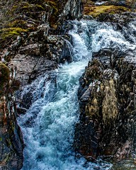 Smashing Waterfall on the way to Glencoe . . #Waterfall #photography #Scotland#amatuerphotography #landscapephotography #scenic (hoborutger67) Tags: photography landscapephotography scenic amatuerphotography waterfall scotland