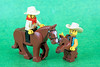 Like Horse Father Likes Horse Son (Lesgo LEGO Foto!) Tags: lego minifig minifigs minifigure minifigures collectible collectable legophotography omg toy toys legography fun love cute coolminifig collectibleminifigures collectableminifigureseries18 series18 series 18 lego71021 71021 cowboycostumeguy cowboycostume guy cowboy costume horse horsecostume horsecostumeboy fatherson father son dad daddy