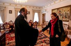 2018.03.02 встреча с главой мониторинговой миссии ООН в Украине Феоной Фрейзер