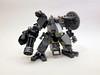 Veldisfall Land Systems  P041m 'Anoure' Prototype (Jay Biquadrate) Tags: microscale moc mfz mf0 mobileframezero mecha mech lego レゴロボ ミニロボ