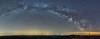 Milchstraßen-Bogen (Benni's Fotobude) Tags: milkyway schwarzwald black forest blackforest milchstrase astro sterne galaxie kosmos ortenau ortenaukreis baden badenwürttemberg nordschwarzwald wandern zauber panorama outdoor aussicht ausblick mummelsee schwarzwaldhochstrase deutschland germany heimat hornisgrinde klar landscape landschaft langzeitbelichtung sky b500 naturparkschwarzwald