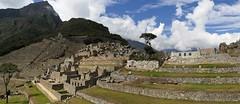 Machu Picchu (marionkaminski) Tags: peru südamerika southamerica machupicchu inka inca landscape paisaje paysage history mauern panasonic lumix fz1000 péru