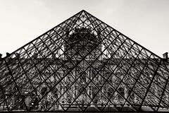 Louvre in jail (__Thomas Tassy__) Tags: louvremuseum muséedulouvre louvre paris 2018