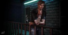 Save my soul (Asier Mars -DNC- Bento Poses) Tags: static bento pose hands male dnc