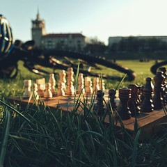 Chilling chess  #Lithuania #Vilnius #city #evening #goldenhour #chess #game #bicycle #grass #green #buildings #mobilephotography #mobilephoto #outdoor #photography #samsung #s7edge (Zilvinas Degutis) Tags: bicycle chess mobilephotography lithuania outdoor evening s7edge goldenhour city photography green game vilnius samsung buildings grass mobilephoto