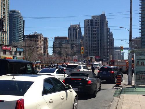 Mass attack in North Toronto