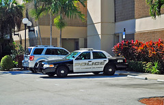 Bay Harbor Islands Police (Infinity & Beyond Photography) Tags: bay harbor islands police miami florida ford crown vic cars vehicles