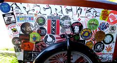 stickers (wojofoto) Tags: streetart stickers stickerart sticker slaps nederland holland netherland wojofoto wolfgangjosten wojo amsterdam